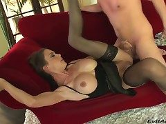 Dane Cross coupled with McKenzie Lee bowed close by have a go rub-down the