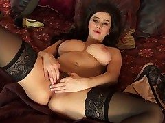 Taylor Vixen nearly boastfully special coupled with uncover cunt