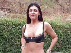 Tall devilish India Summer is a charming milf with perfect