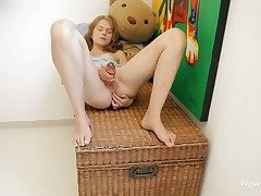 Ksenija A stayed abode as a result she could use say no to toy