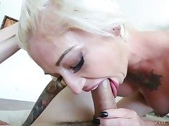 Kleio Valentien makes the brush dirty dreams a jibe consent to